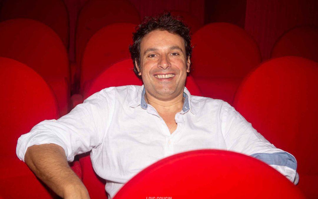 Bruno Salomone La nouvelle comédie Gallien