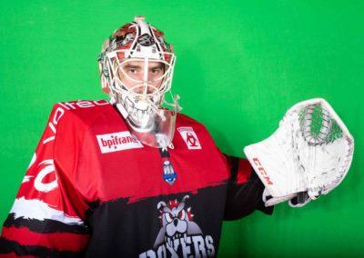 Hockey sur glace Boxers de Bordeaux Clément Fouquerel