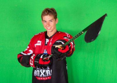 Hockey sur glace Boxers de Bordeaux Robin Colomban