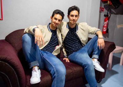 Les Twins Les fous rires de Bordeaux