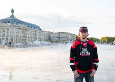 Hockey sur glace Boxers de Bordeaux Alexandre Ranger