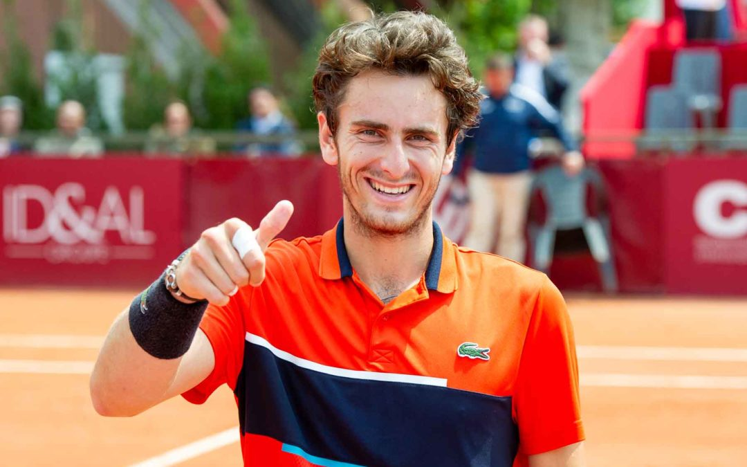 Tennis Primrose 2019 Eliott Benchetrit