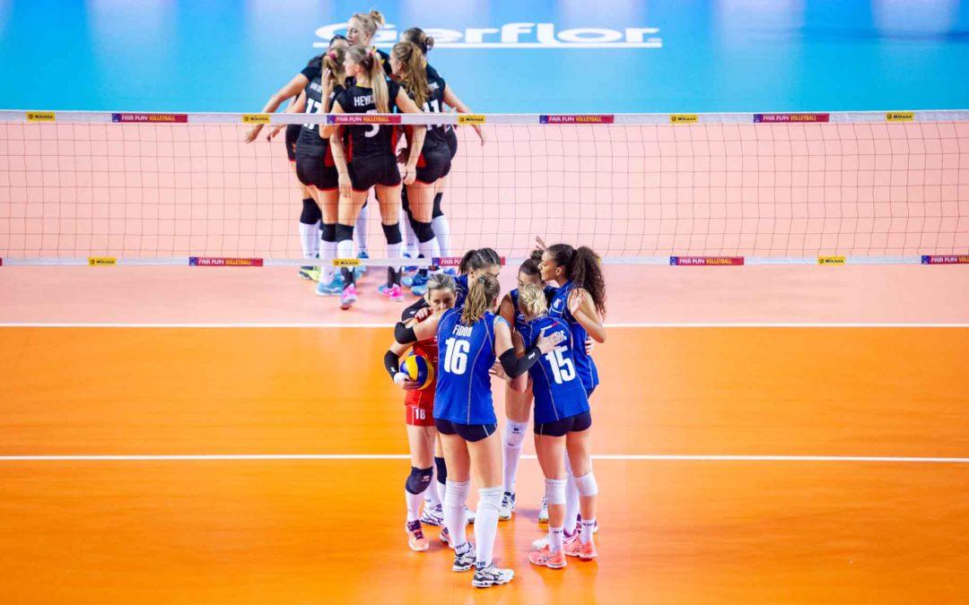 Volley Ball EDF