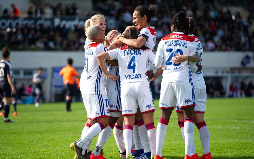Football Féminin Bordeaux-Lyon
