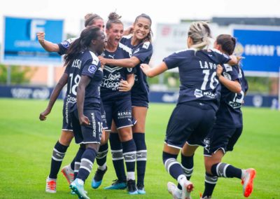 Football Féminin Bordeaux-Montpellier
