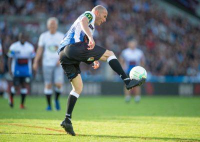 Le Choc Des Légendes Zinedine Zidane