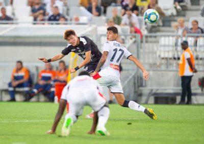 Football Masculin Bordeaux-Dijon
