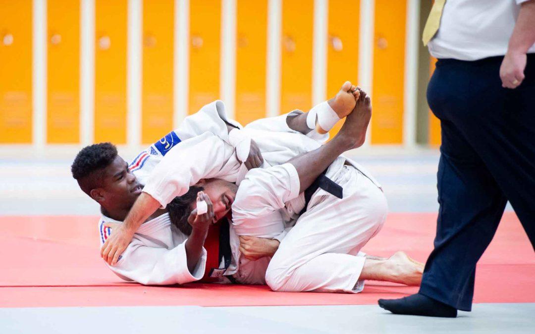 Judo Tournoi Poitiers