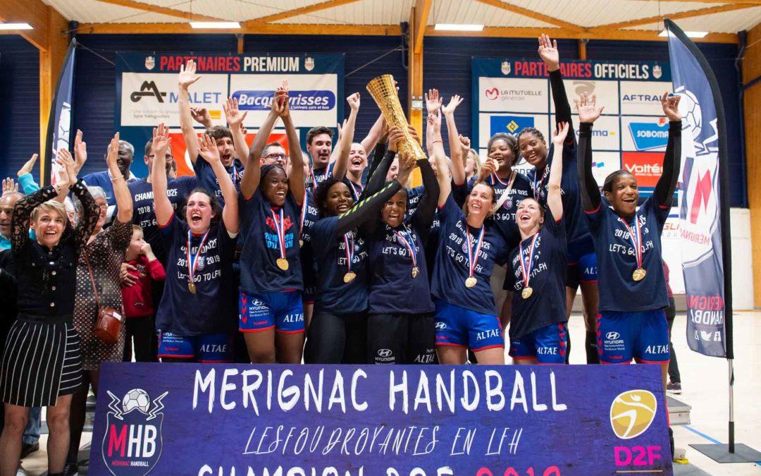 Handball MHB Champion