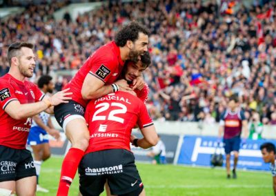 Rugby UBB-Toulouse