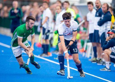 Hockey sur Gazon EDF-Irlande