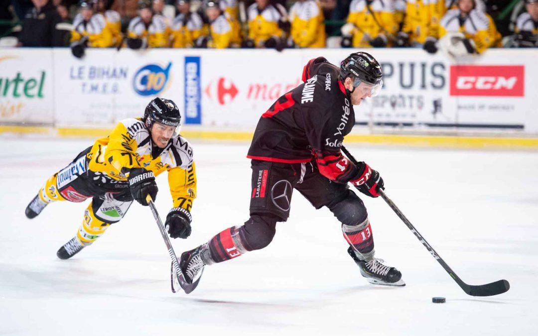 Hockey sur Glace Bordeaux-Rouen