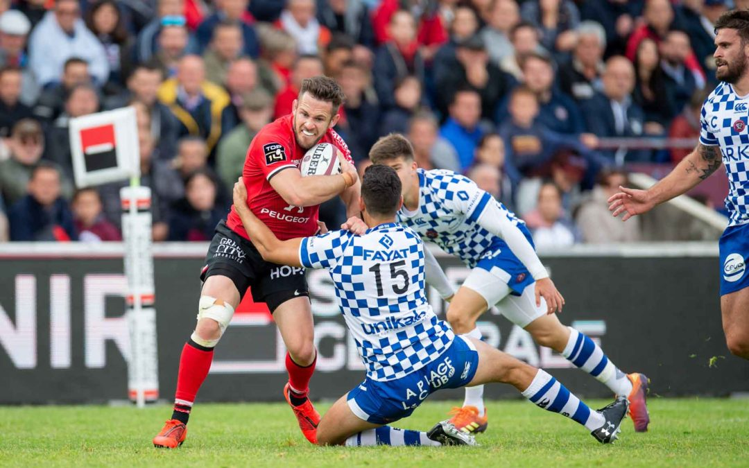 Rugby UBB-Stade Toulousain