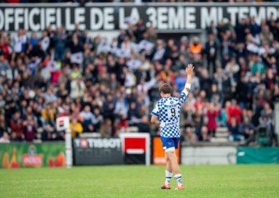 Rugby UBB Baptiste Serin