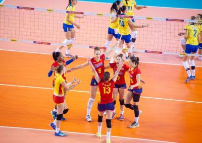 Volley Ball Espagne-Bosnie Herzegovine