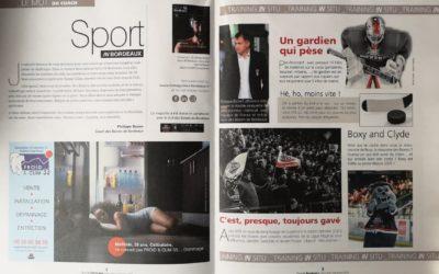 Journal Sport In Bordeaux (hors-série)
