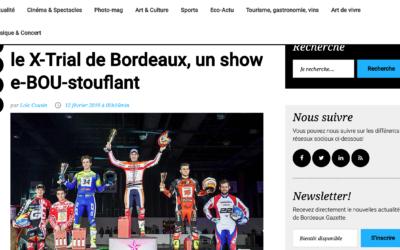 Bordeaux Gazette: le X-Trial…