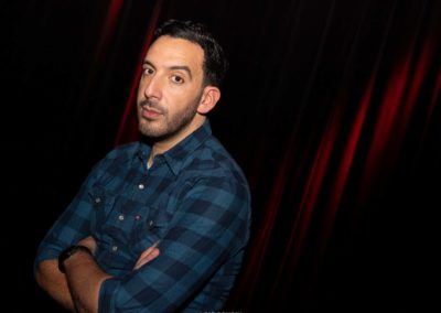 Portrait Farid Chamekh