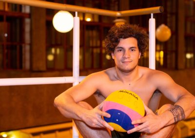 Water Polo, Olivier Aulas
