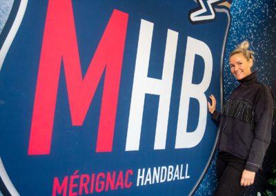 Handball, Stine Sveengard