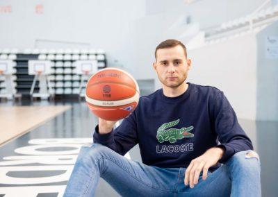 Basket-Ball (JSA de Bordeaux), Mathieu Boyer