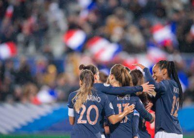 Edf football féminin