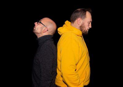 Portrait Oldelaf & Alain Berthier