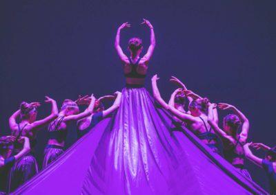Danse, Studio Tilt violet