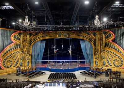 cirque du soleil backstage