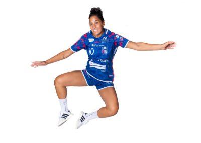 Portrait handball MHB Puleri