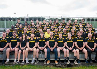 Rugby SMRC photo officielle d'équipe