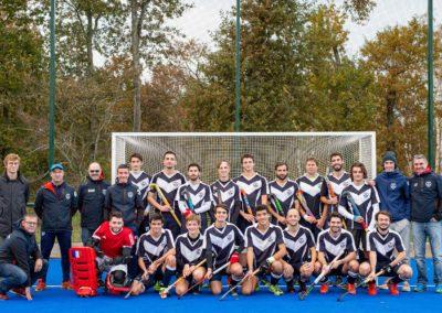 Hockey/Gazon Girondins Photo officielle d'équipe
