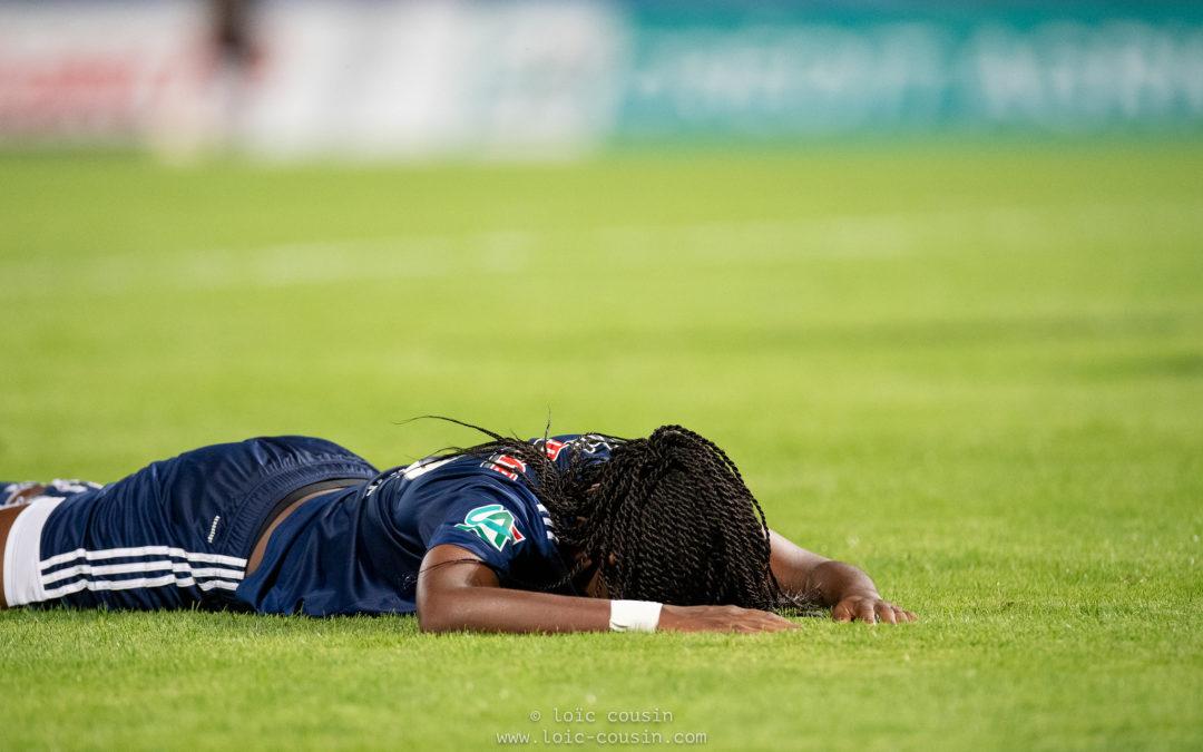 1/2 finale de coupe de France: Occasion ratée pour Bordeaux
