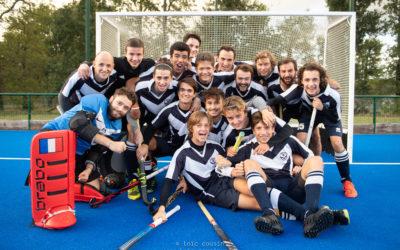 Hockey sur gazon: Carton plein pour Bordeaux